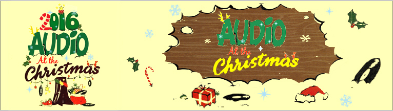 AUDIO AT THE CHRISTMAS