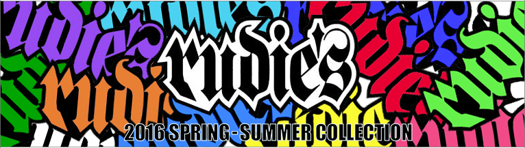 RUDIE'S 2016 SPRING��SUMMER COLLECTION �롼�ǥ�����